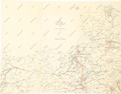 Skizze zur Orientirung ϋber den Feldzug 1807