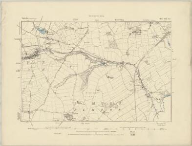 Cornwall XXX.NW - OS Six-Inch Map