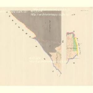 Loschitz (Lossice) - m1608-1-006 - Kaiserpflichtexemplar der Landkarten des stabilen Katasters