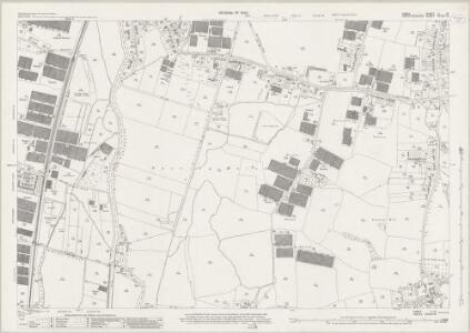 Essex (New Series 1913-) n LI.13 (includes: Hoddesdon; Nazeing) - 25 Inch Map