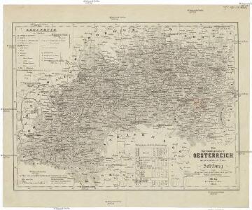 Die Krönlander Oesterreich unter und ob der Enns und Salzburg