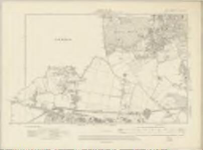 Kent II.SW & SE - OS Six-Inch Map