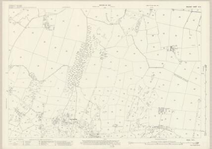 Anglesey XII.9 (includes: Bodedern; Llanfair Yn Neubwll; Llanynghenedl) - 25 Inch Map