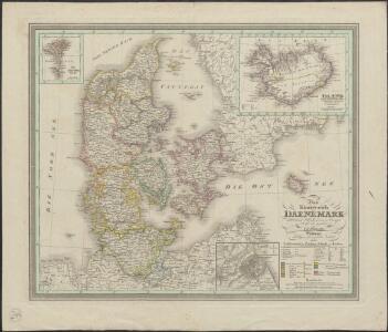 Das Königreich Daenemark nebst seinen Nebenlaendern in Europa