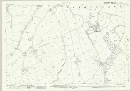 Staffordshire LXVI.14 (includes: Bobbington; Claverley; Enville) - 25 Inch Map