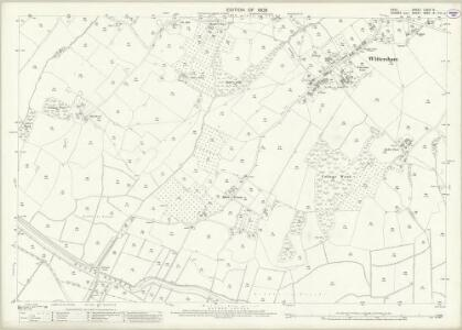 Kent LXXIX.16 (includes: Iden; Peasmarsh; Wittersham) - 25 Inch Map