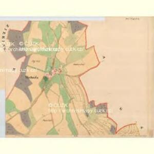 Liebesdorf - c1905-1-001 - Kaiserpflichtexemplar der Landkarten des stabilen Katasters