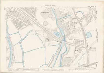 London VIII.32 - OS London Town Plan