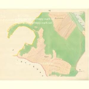 Czeitsch - m0360-1-007 - Kaiserpflichtexemplar der Landkarten des stabilen Katasters
