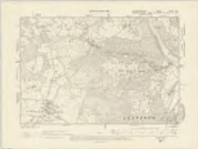 Gloucestershire XXXVIII.SW - OS Six-Inch Map
