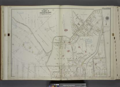 Part of Ward 4. [Map bound by Fingerboard Road,       Sherman Ave, Grant Ave, Tompkins Ave, Richmond Ave, Sand Lane]