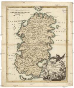 Regni Sardiniae descriptio per accuratos geographos