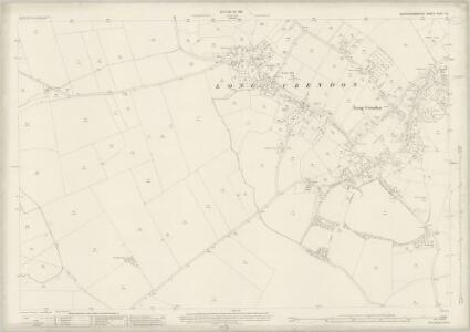 Buckinghamshire XXXII.10 (includes: Long Crendon) - 25 Inch Map