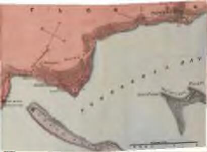 Lloyd's Military Campaign Charts: Pensacola Bay