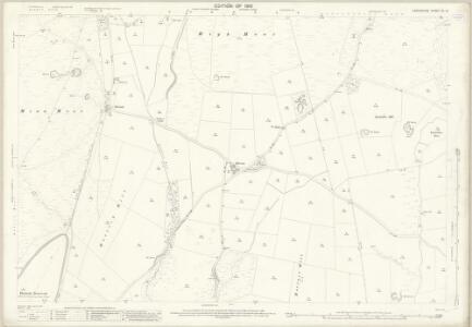 Lancashire XI.14 (includes: Dalton In Furness; Kirkby Ireleth; Osmotherley; Pennington; Ulverston) - 25 Inch Map