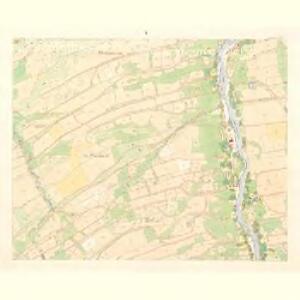 Kozlowitz - m1320-1-004 - Kaiserpflichtexemplar der Landkarten des stabilen Katasters