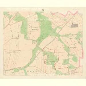 Klattau (Klattowy) - c3137-1-007 - Kaiserpflichtexemplar der Landkarten des stabilen Katasters