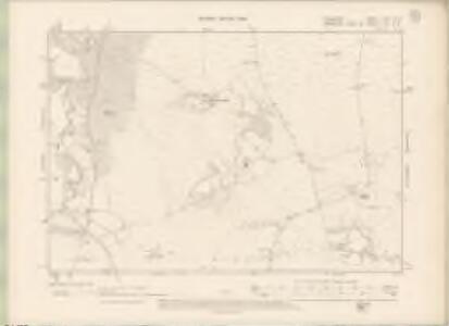 Elginshire Sheet XXIV.NW - OS 6 Inch map