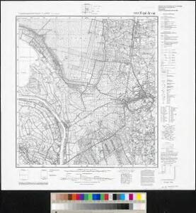 Messtischblatt 0694 : Heydekrug, 1940 Heydekrug