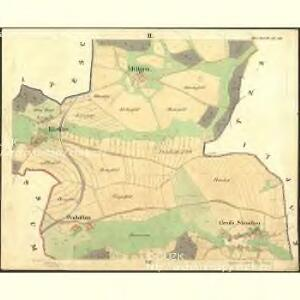 Gross Strodau - c7368-1-002 - Kaiserpflichtexemplar der Landkarten des stabilen Katasters