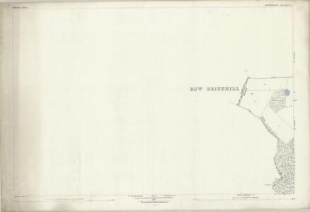 Bedfordshire XXIV.6 (includes: Aspley Heath; Bow Brickhill; Little Brickhill; Woburn) - 25 Inch Map