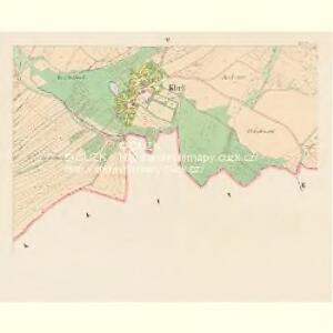 Kbell - c3078-1-004 - Kaiserpflichtexemplar der Landkarten des stabilen Katasters