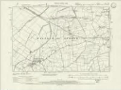 Norfolk XXXII.SW - OS Six-Inch Map