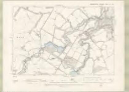 Edinburghshire Sheet XIV.SW - OS 6 Inch map