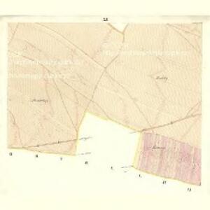 Neudorf (Nowawes) - m2195-1-010 - Kaiserpflichtexemplar der Landkarten des stabilen Katasters