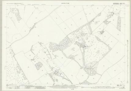 Bedfordshire XXX.3 (includes: Lilley; Offley; Shillington) - 25 Inch Map