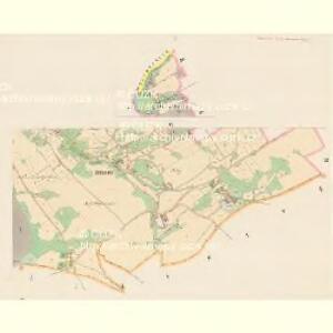 Hraschtitz (Hrasstice) - c6977-1-001 - Kaiserpflichtexemplar der Landkarten des stabilen Katasters