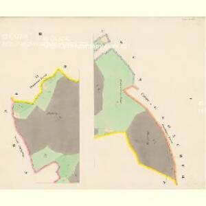 Johannesthal - c2767-1-001 - Kaiserpflichtexemplar der Landkarten des stabilen Katasters