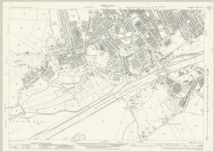 Lancashire CIII.11 (includes: Davyhulme; Eccles) - 25 Inch Map