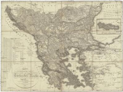 Der europäische Theil des Türkischen Reichs