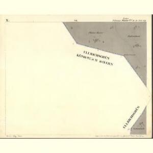 Vollmau Unter - c1279-1-010 - Kaiserpflichtexemplar der Landkarten des stabilen Katasters