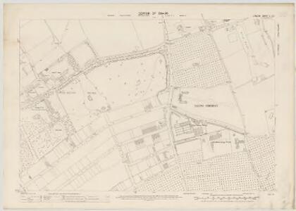 London V.100 - OS London Town Plan