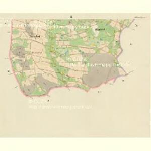 Schönbüchel - c3527-3-003 - Kaiserpflichtexemplar der Landkarten des stabilen Katasters