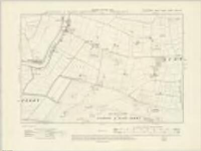 Lincolnshire XXVI.SW - OS Six-Inch Map