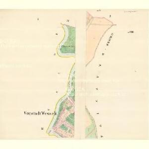 Vorstadt Wesseli - m3361-1-001 - Kaiserpflichtexemplar der Landkarten des stabilen Katasters