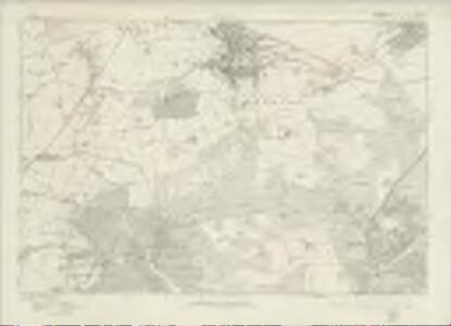 Derbyshire XX - OS Six-Inch Map