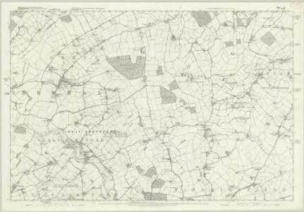 Essex X - OS Six-Inch Map