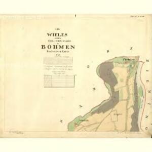 Wieles - c0196-1-001 - Kaiserpflichtexemplar der Landkarten des stabilen Katasters