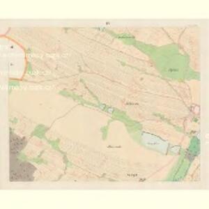 Serowitz - c9451-1-004 - Kaiserpflichtexemplar der Landkarten des stabilen Katasters