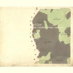 Heuraffel - c6182-1-003 - Kaiserpflichtexemplar der Landkarten des stabilen Katasters