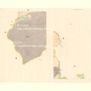 Klobauk - m3261-1-004 - Kaiserpflichtexemplar der Landkarten des stabilen Katasters