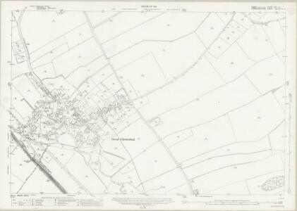Essex (New Series 1913-) n VII.3 (includes: Great Chesterford; Little Chesterford; Littlebury) - 25 Inch Map
