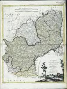 Li governi di Linguadoca, di Foix, e di Rossiglione con il Rouergue