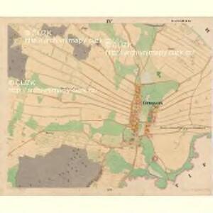 Heumoth - c6808-1-004 - Kaiserpflichtexemplar der Landkarten des stabilen Katasters