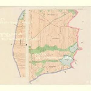 Naketendörflas - c4949-1-004 - Kaiserpflichtexemplar der Landkarten des stabilen Katasters