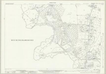Bedfordshire XXVIII.6 (includes: Heath and Reach; Leighton Buzzard; Linslade; Soulbury) - 25 Inch Map